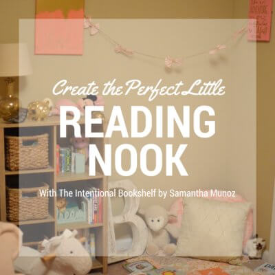 Create the Perfect Little Reading Nook